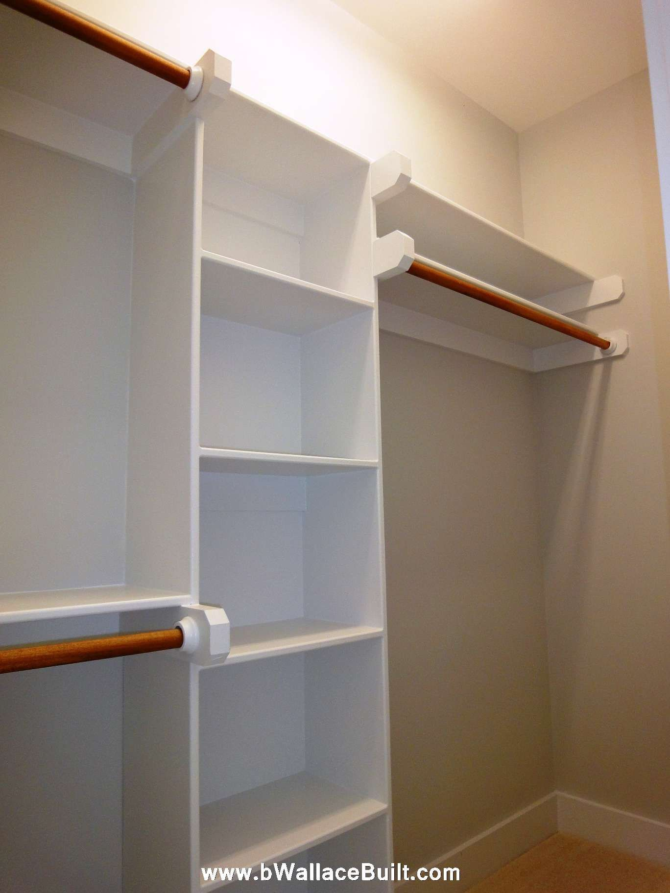 how our the organized up fill diy from i wire easy for linen you t closet details tomorrow custom wait closets ll can with in shelving be and it newly shelves wooden looking tutorial back switch cheap replace wood your happy show now to those this
