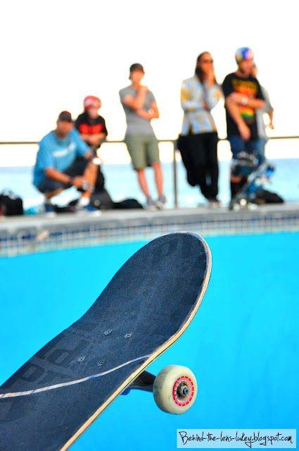 Board Focus - Bondi Beach #skateboarding