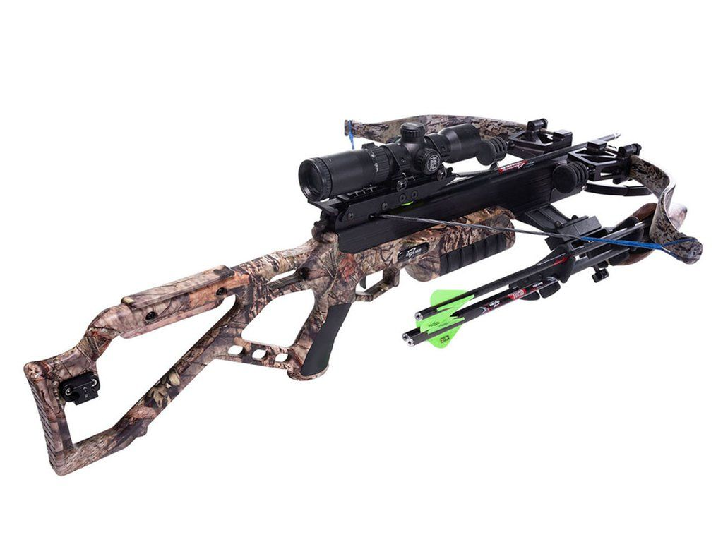 Excalibur Crossbow Micro 360 TD Package Mossy Oak