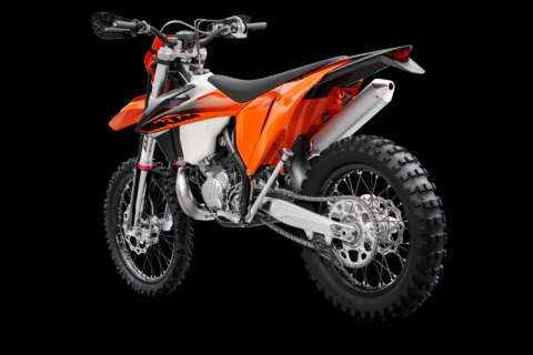 FRESH IN DEALERS: The 2022 KTM EXC and XC-W Range is Ready