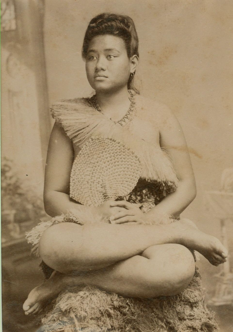 Samoan women old pictures nude — img 4