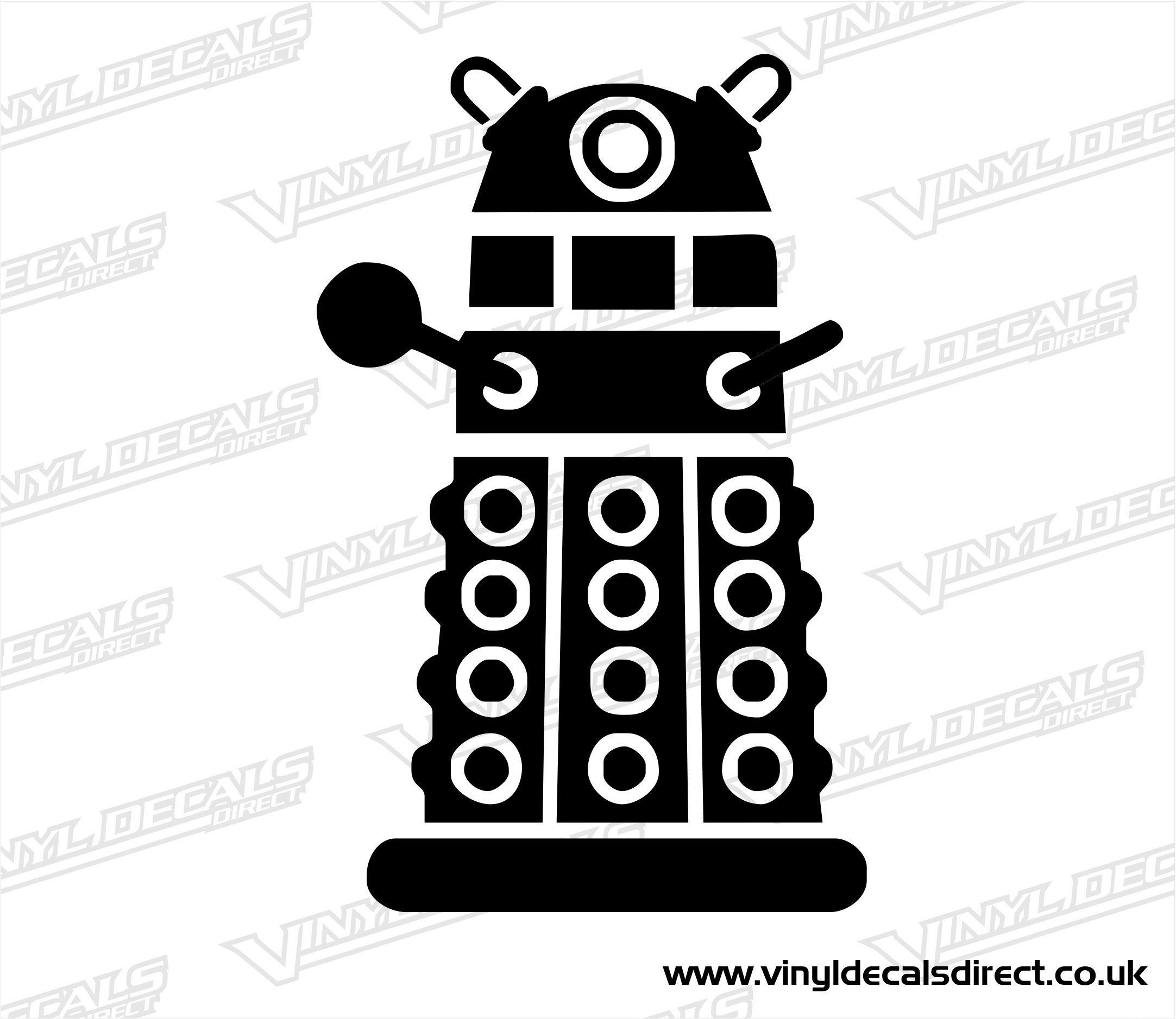 Dr Who Dalek 02