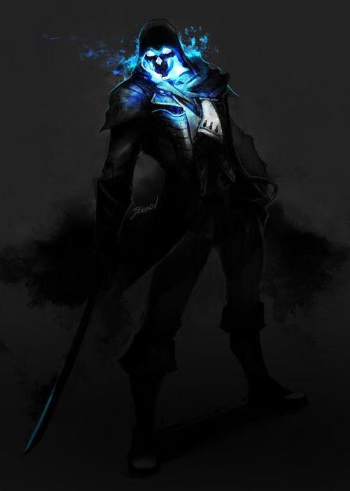 Ghost Rider Arno By Berunov Assassin S Creed Art Assassins