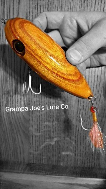 Grampa Joe's Lure Co Legacy Naturals