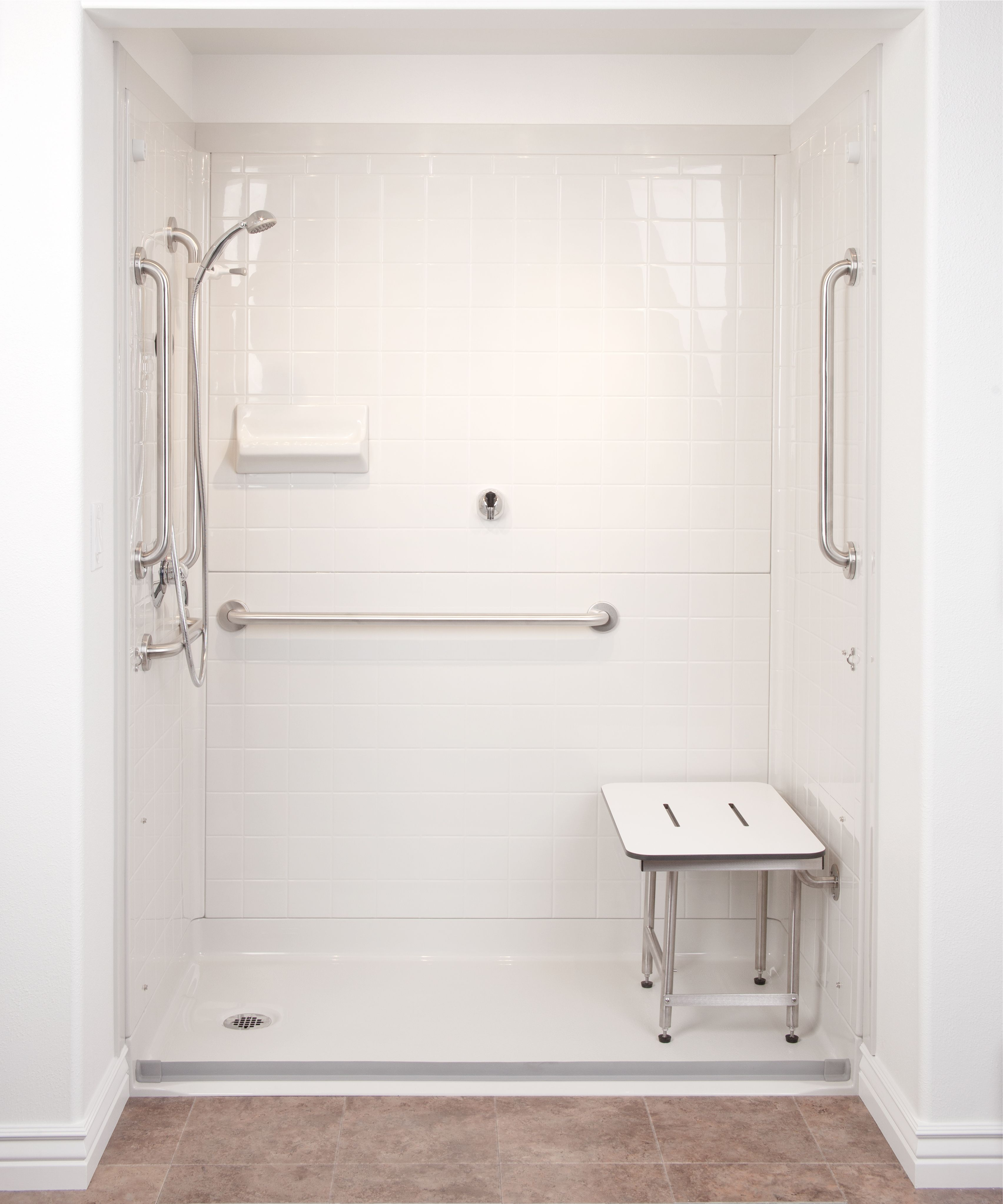 Best Bath Accessible Shower Ada Compliant Complete With Shower