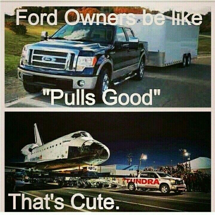 Toyota truck sucks