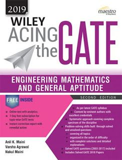 Gate exam books for computer engineering