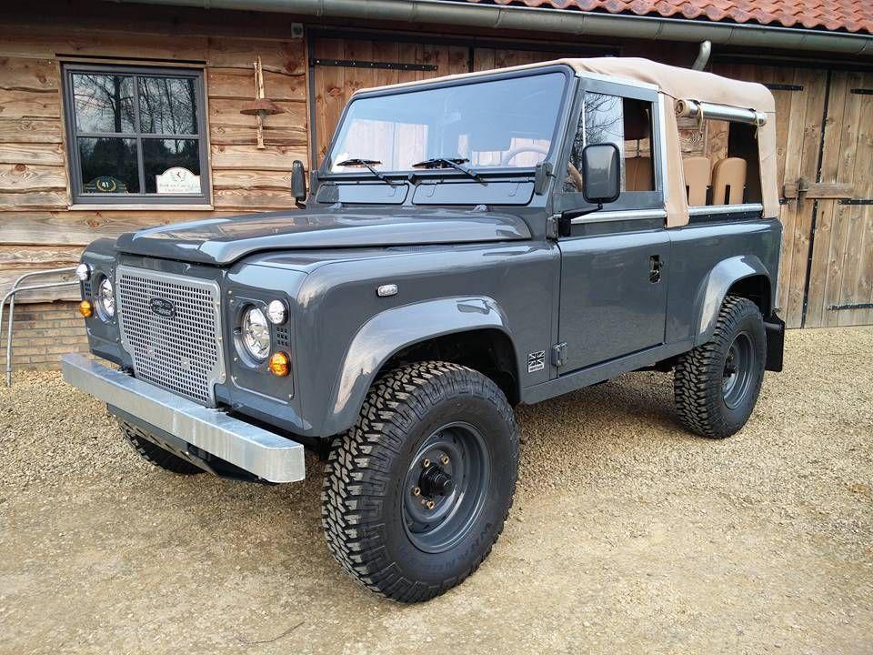 1990 Land Rover Defender 90 For Sale 2105081 Hemmings Motor News Land Rover Defender Defender 90 For Sale Land Rover