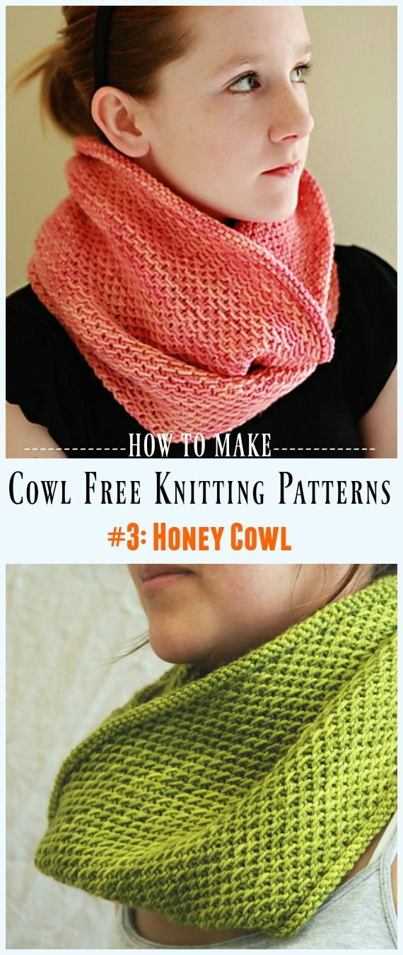 Fantastic Women Cowl Free Knitting Patterns | Snood ...