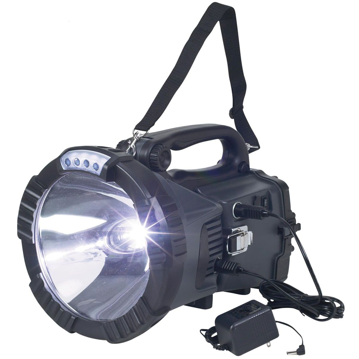 Sunforce 40 Million Candlepower Hid Spotlight Lantern Lanterns Outdoor Survival Equipment
