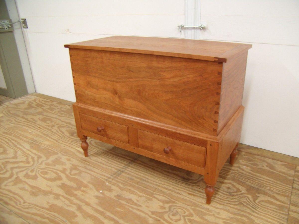 Shaker Blanket Chest Reader S Gallery Fine Woodworking