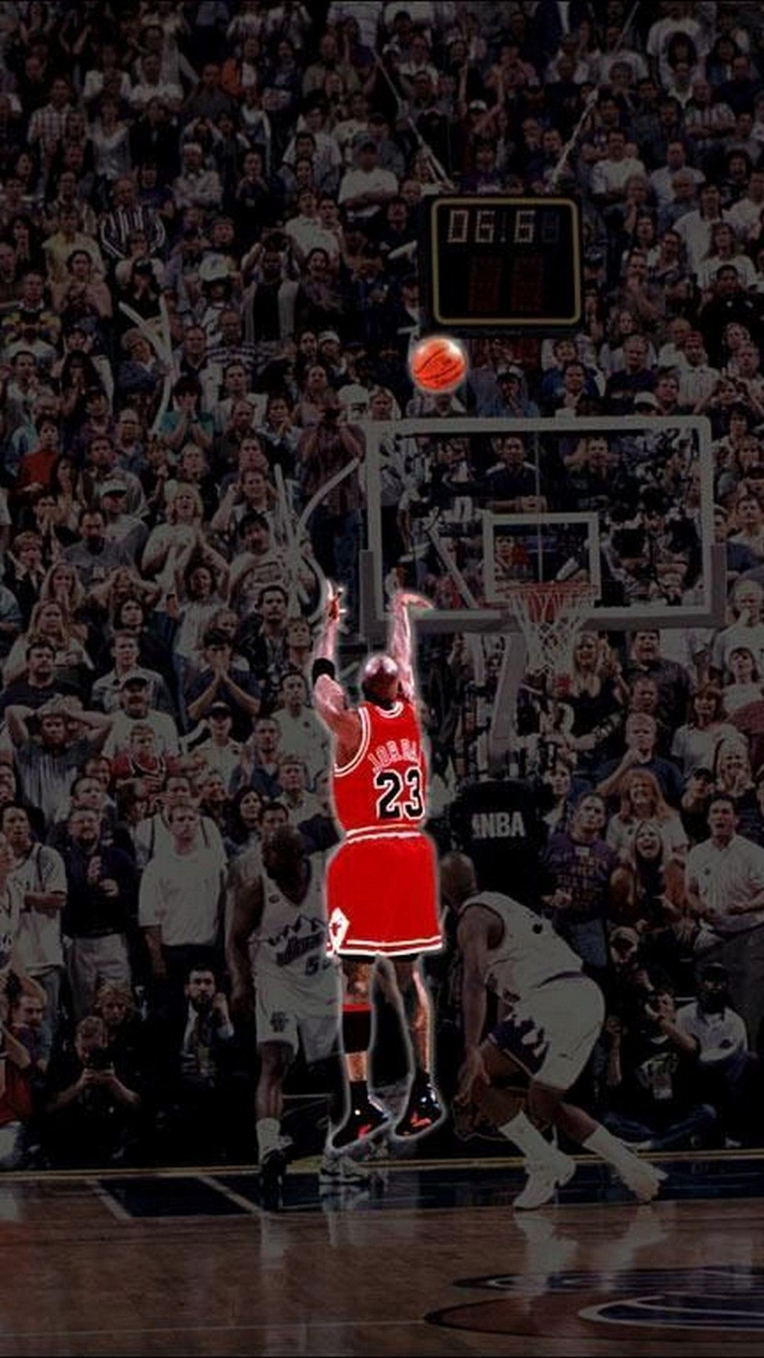 Wallpaper Basketball Mobile Michael jordan wallpaper