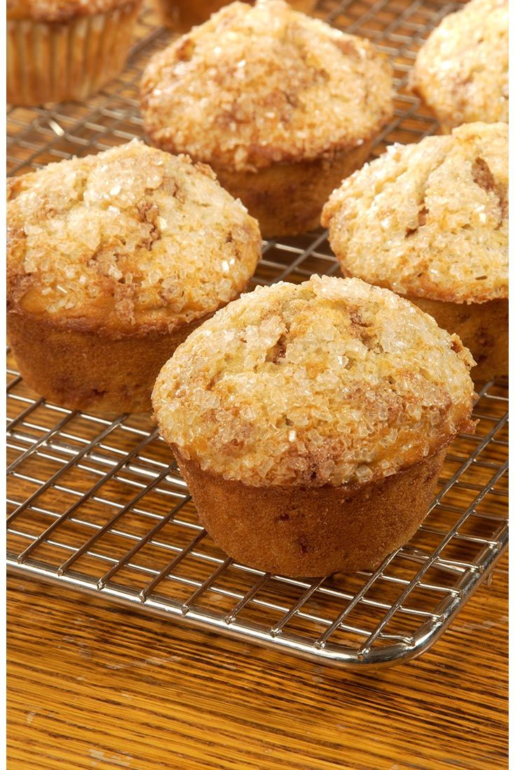 The Simplest Muffins Recipe