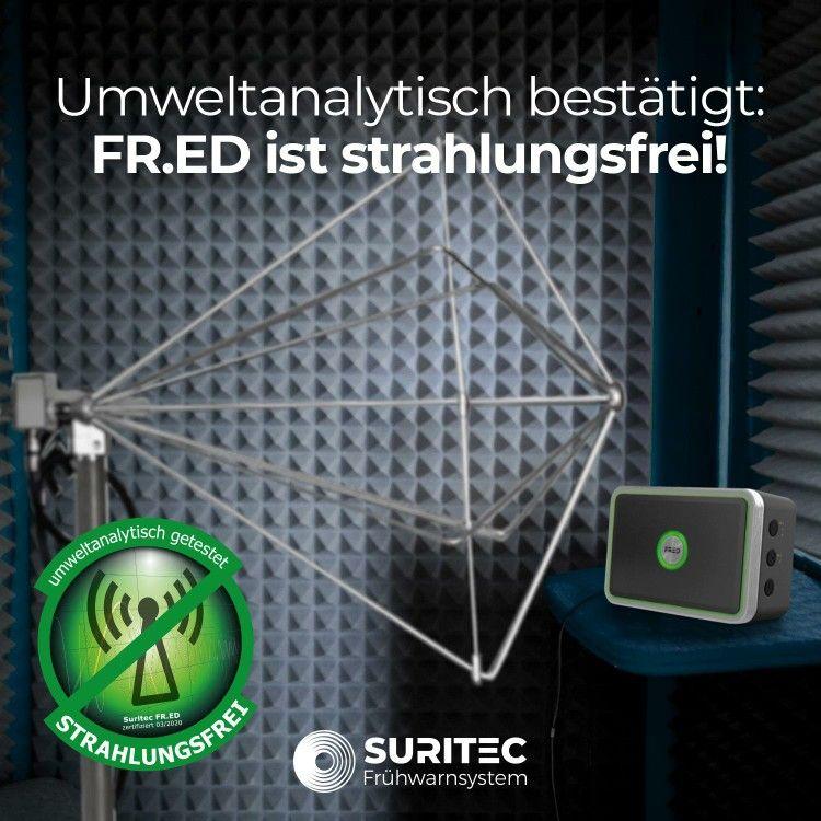 Pin Von Ortwin Flemming Auf Suritec Fruhwarnsystem Strahlung Alarmanlage Direktverkauf