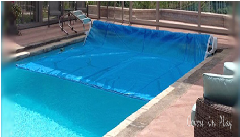 The Auto Pool Reel does not need to be secured to the deck