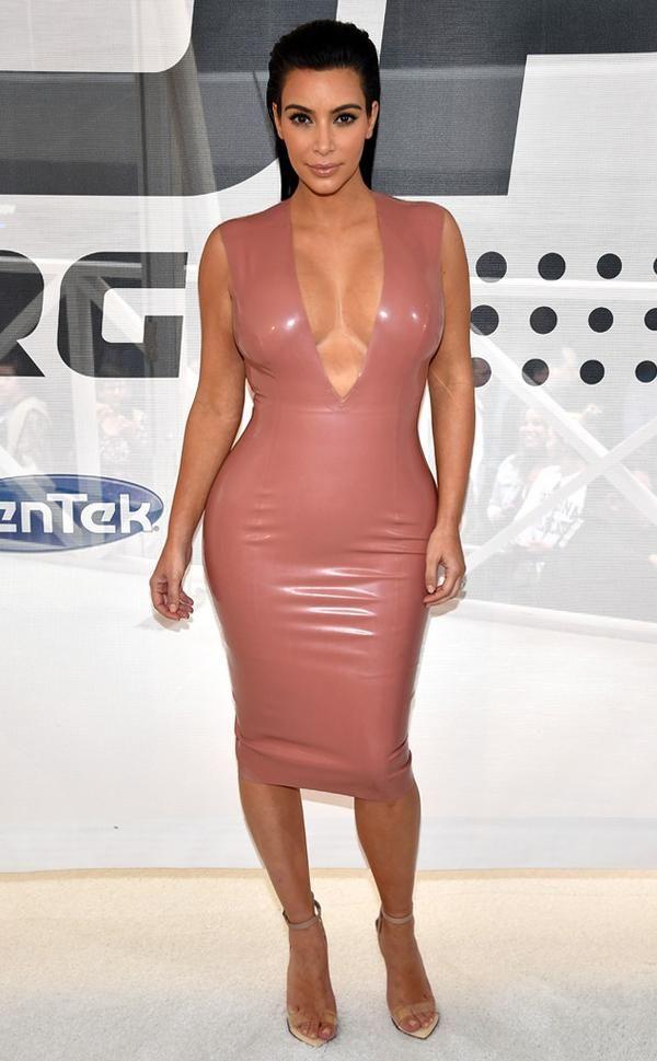 Kim Kardashian at the Hype Energy Drinks U.S. Launch in Nashville ...