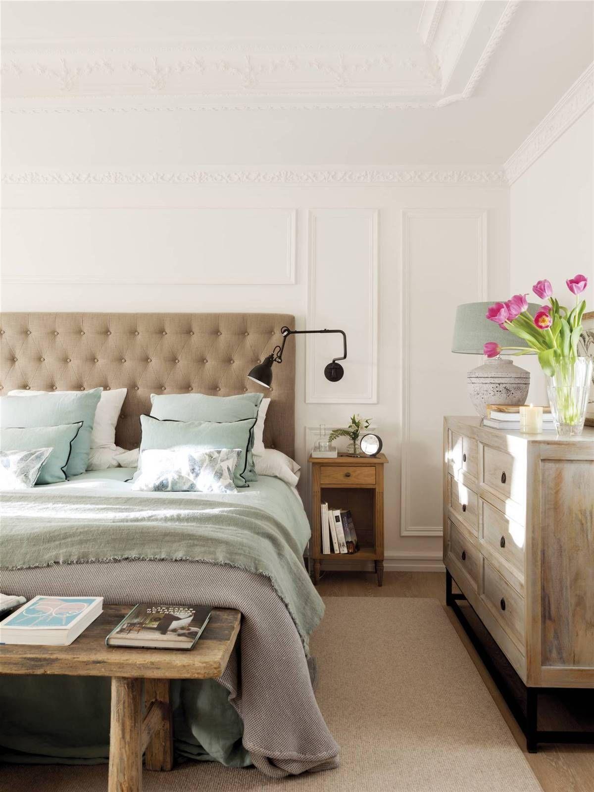 El Salon Mas Primaveral Dormitorios Camas Alfombras Habitacion
