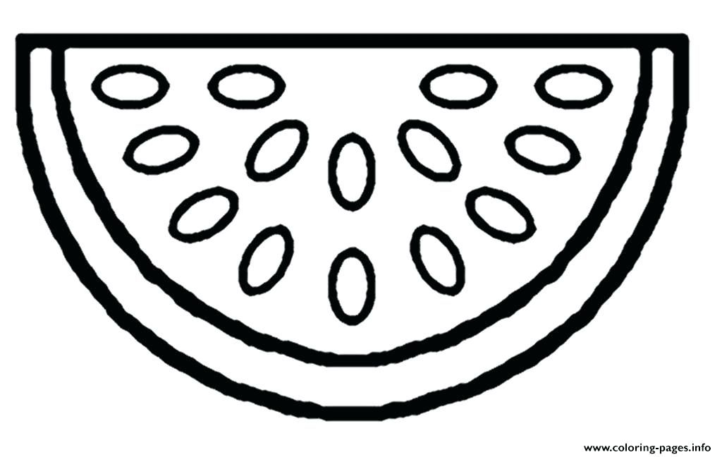 Fruits Basket Colouring Pages Fruit