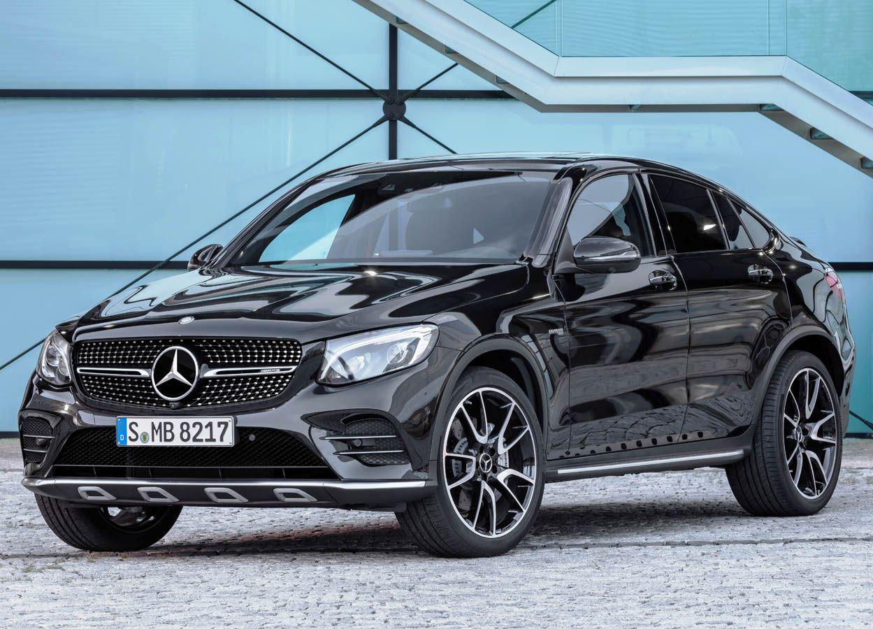 مرسيدس أي ام جي جي ال سي43 كوبيه كروس اوفر Mercedes Amg