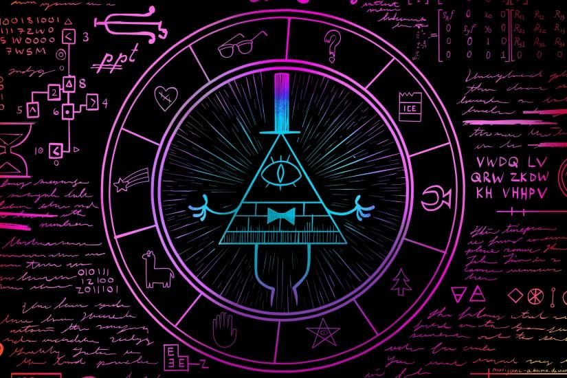 Full Size Bill Cipher Wallpaper 3840x2160 For Phone Papeis