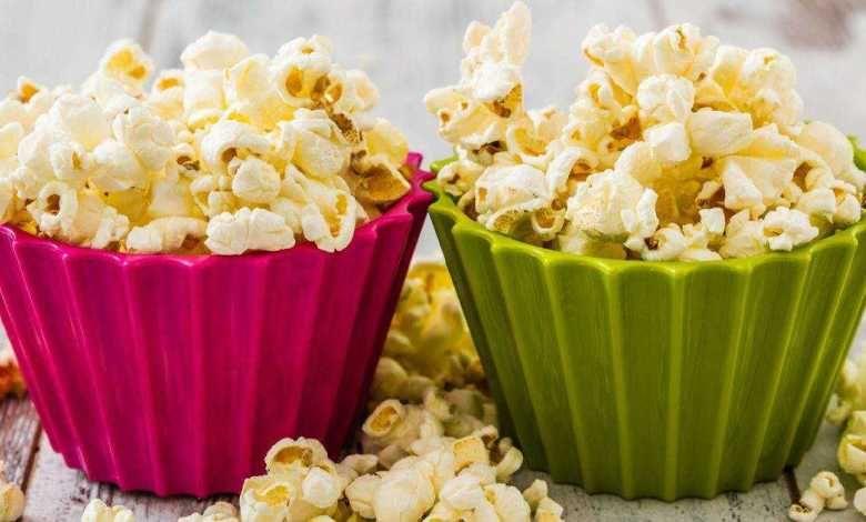 فوائد الفشار للضغط Delicious Snacks Food