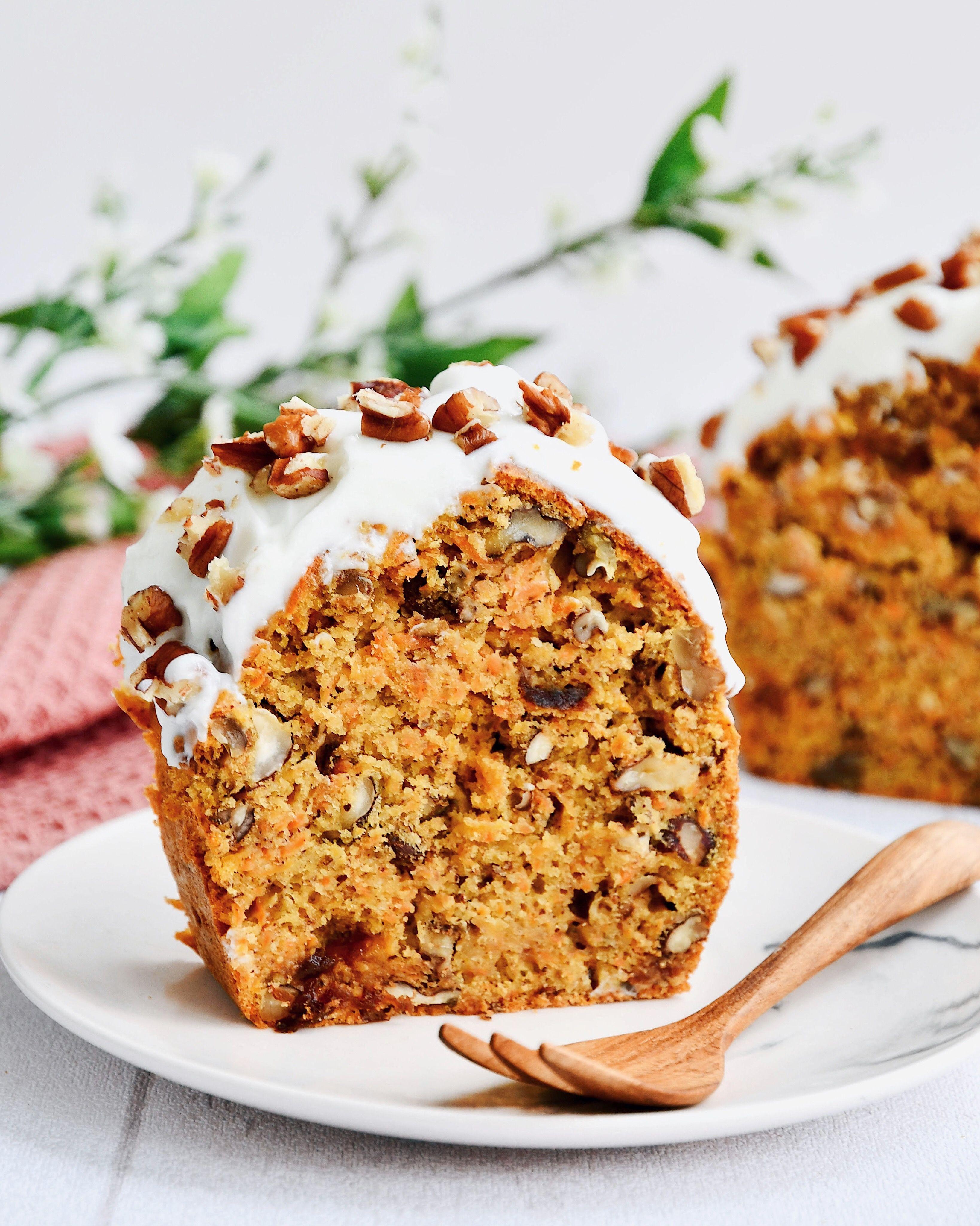 Carrot Cake  #dessertfacileetrapide