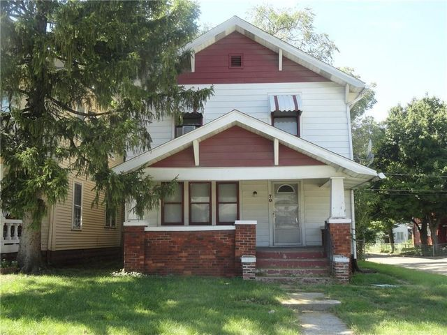 70 N Tremont St, Indianapolis, IN 46222