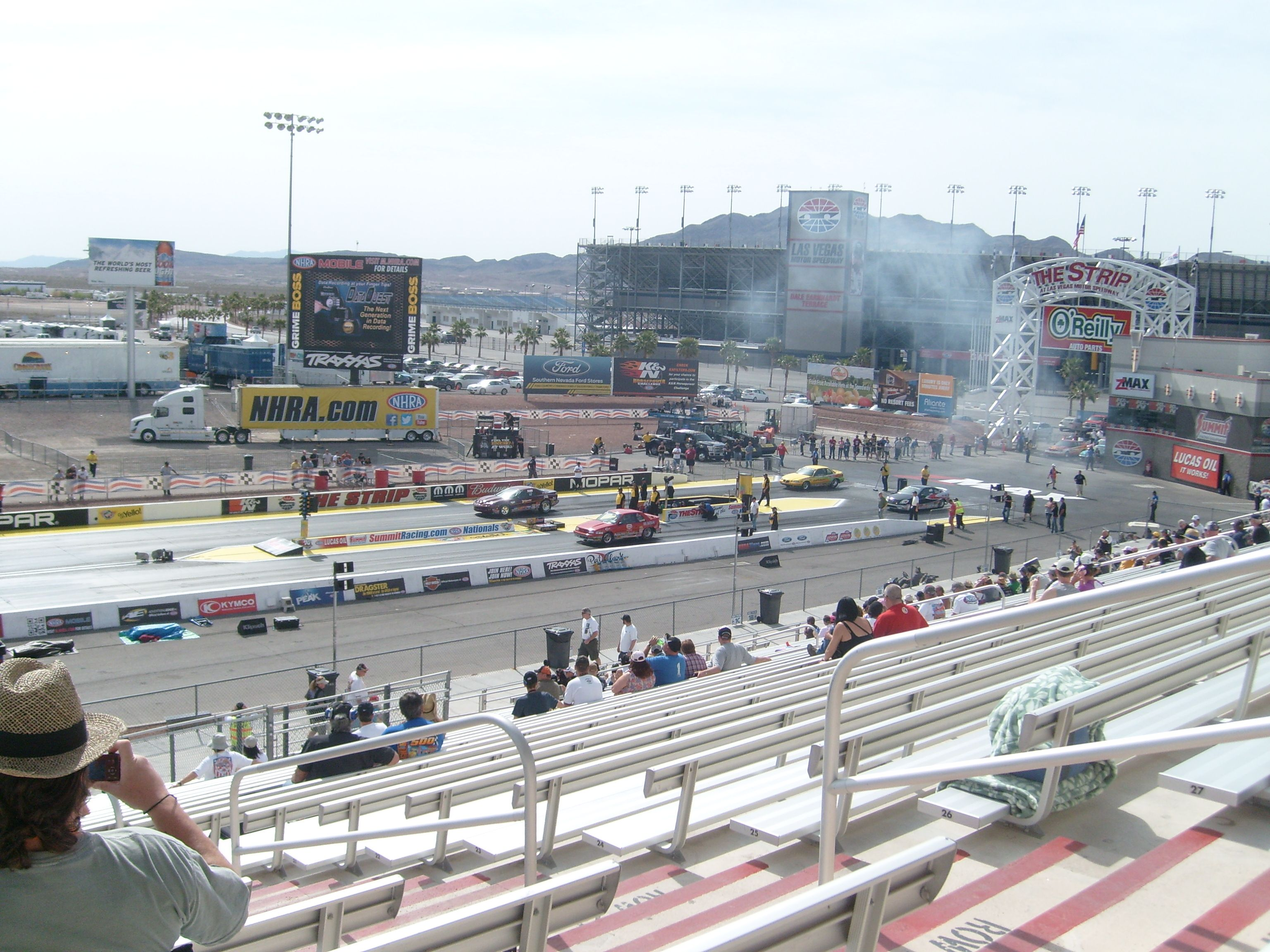 Las vegas drag strip nhra races 2013 where i have been for Las vegas motor speedway drag strip