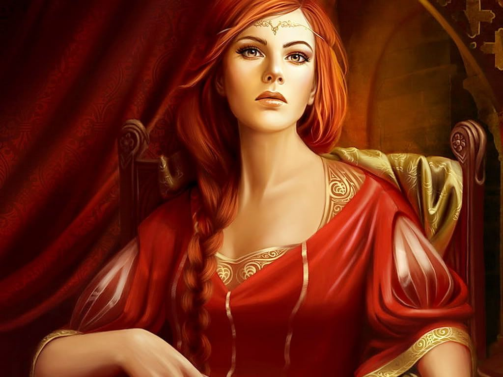 Fantasy Women Red Hair photo by Mistress_Vader_Photos | Photobucket