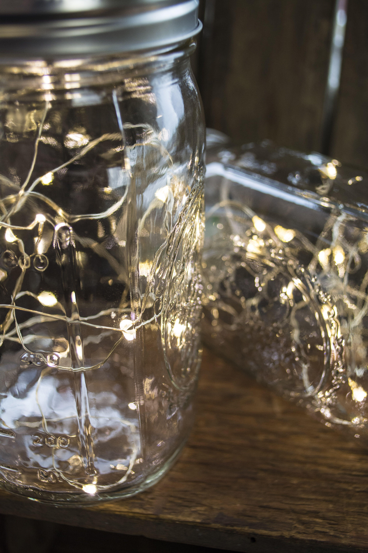 Pin Mason Jar Lights Fairy