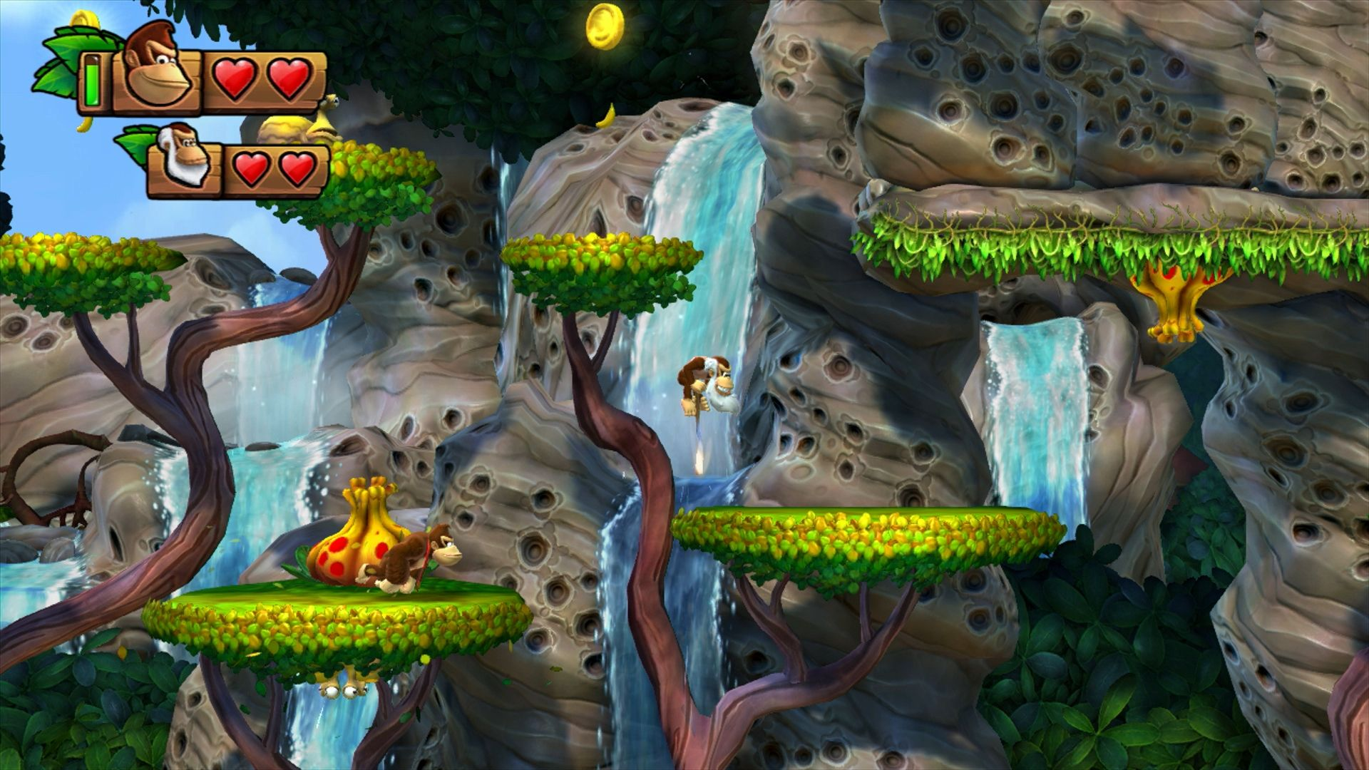 Donkey Kong Tropical Freeze Google Search Donkey Kong Country