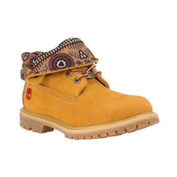 Bottes Timberland Roll top Chaussures TIMBERLAND TIMBERLAND