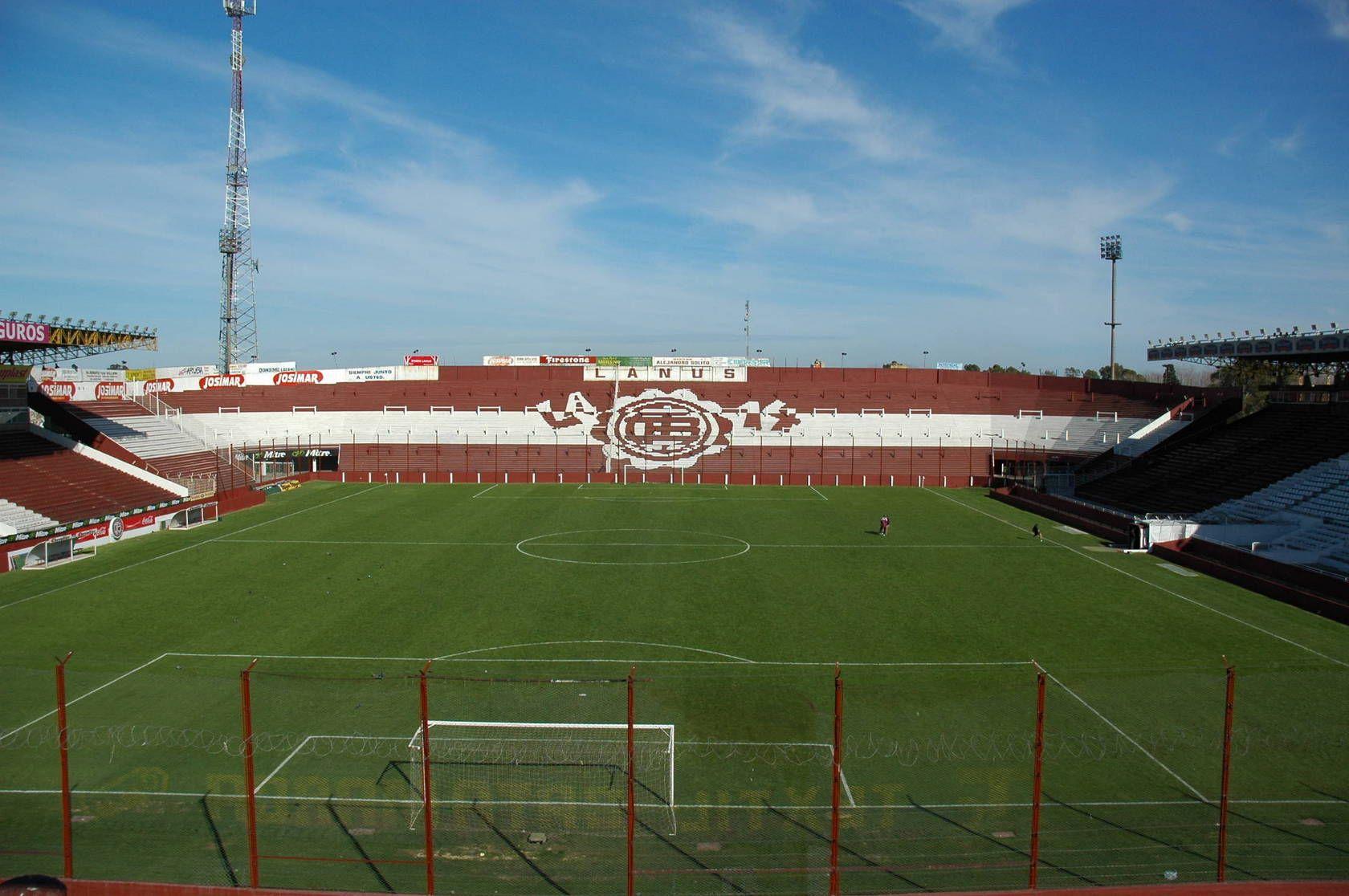 Estadio Ciudad de Lanus, Lanus, Argentina