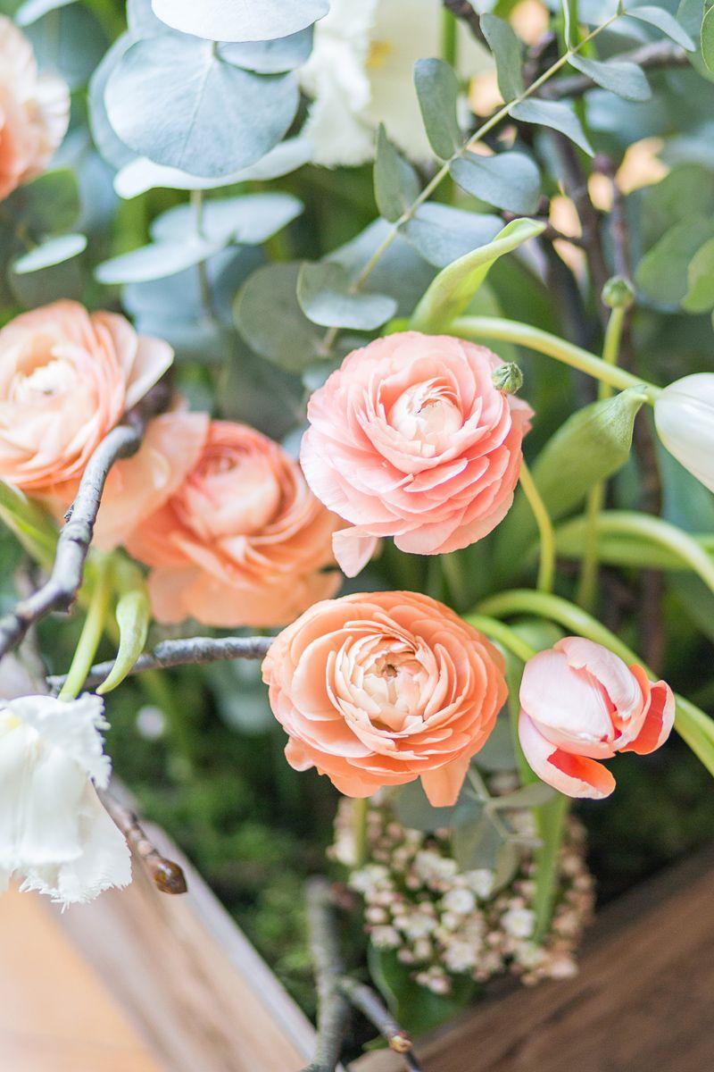 Brautstrauss Mit Tulpen Orange Wedding Hochzeitsblumen Tulpen