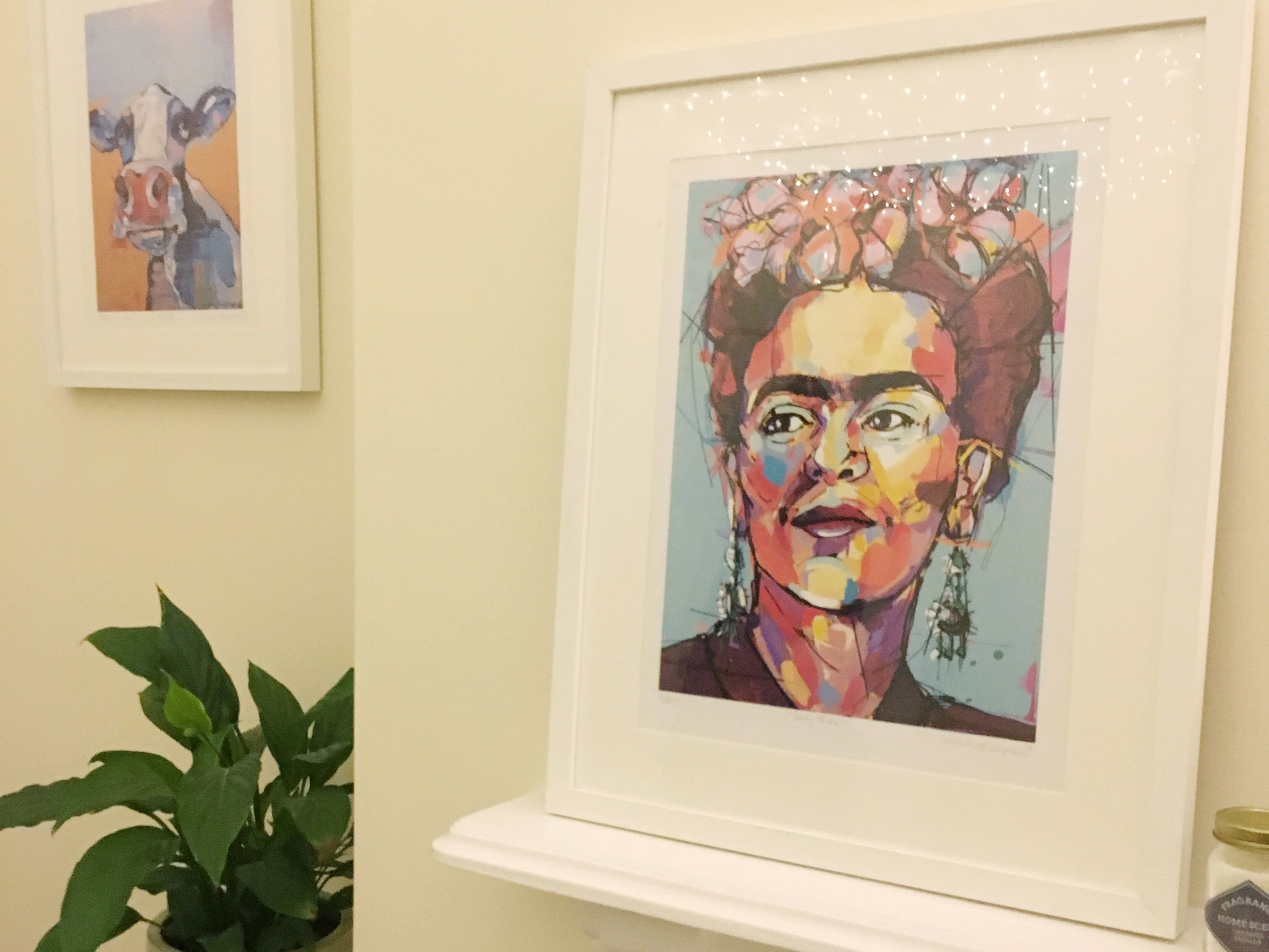 Who Wants Dm Ing When The Limited Edition Sy Frida Prints