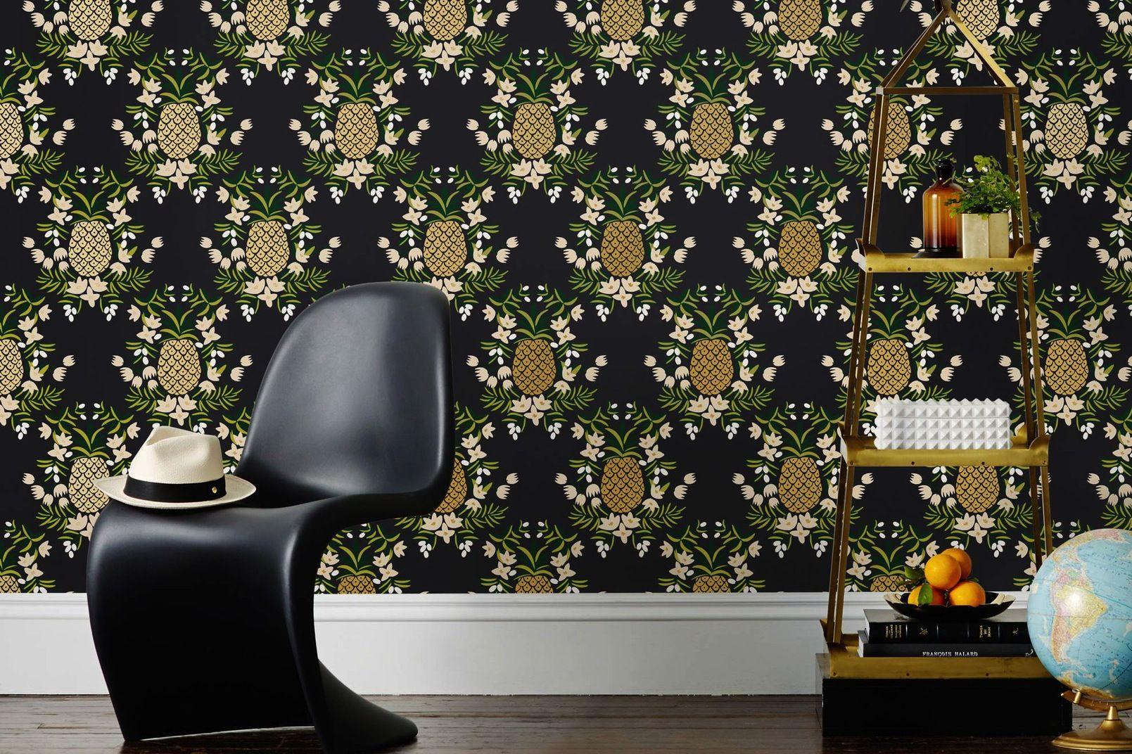 o trouver de jolis papiers peints pinterest papier peint petits cottages et peindre. Black Bedroom Furniture Sets. Home Design Ideas