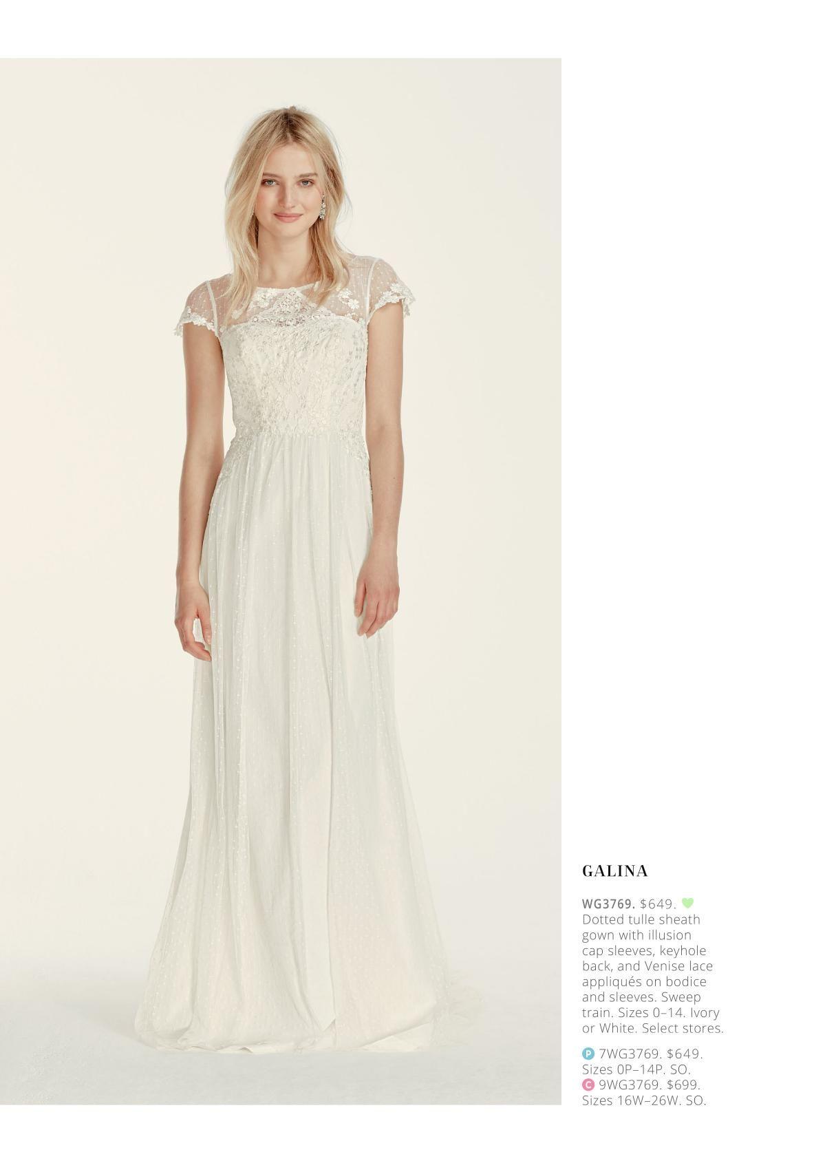 23b914e67d23 David's Bridal Online Catalog | Wedding dress consultations | Pinterest