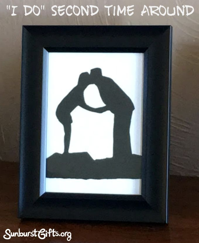 Thoughtful Second Marriage Wedding Gift Anniversary Pinterest