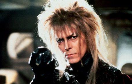 Labrynth, David Bowie.