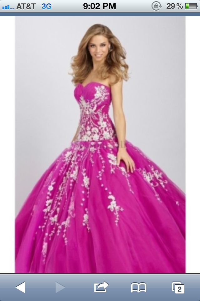 Love the design, maybe a different color.... | Prom dresses ...