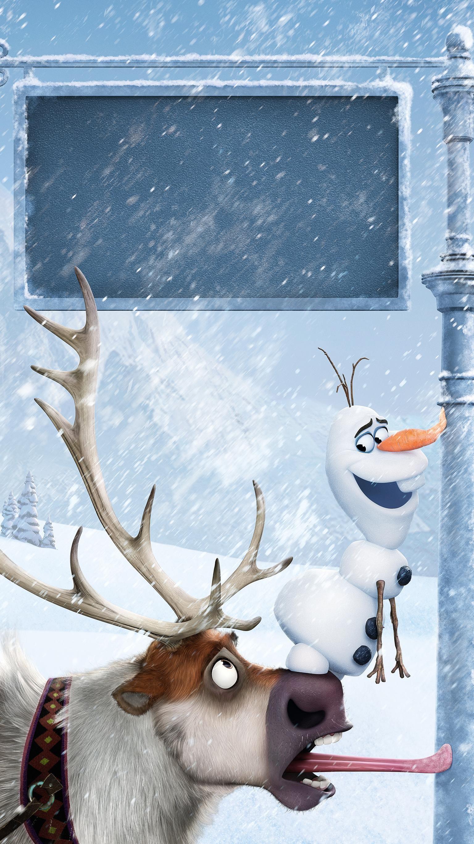 Photo of Frozen (2013) Telefon Wallpaper | Moviemania