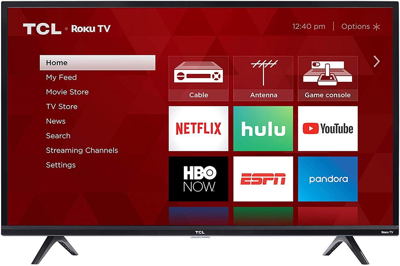 Tcl 40s325 40 Inch 1080p Smart Led Roku Tv 2019 Led Tv Smart Tv 32 Inch Tv Samsung 32 class led n5300 series 1080p