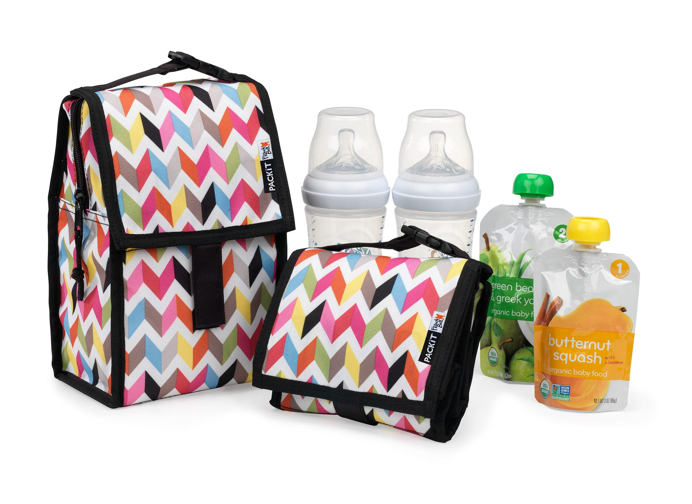 Freezable Baby Bottle Bag