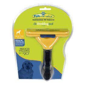 Furminator Deshedding Tool For Large Short Hair Dogs Deshedding Dog Brushing