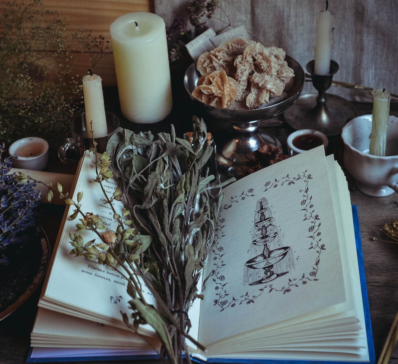 beautycreek: Evening rituals | A Witches Dream | Pinterest | Witches ...