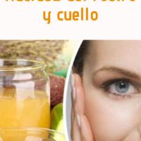 5 remedios caseros para combatir la flacidez del rostro y cuello – PLANETA SALUD
