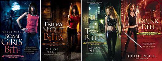 Chicagoland Vampire Series By Chloe Neill Chloe Neill Vampire Series Books You Should Read