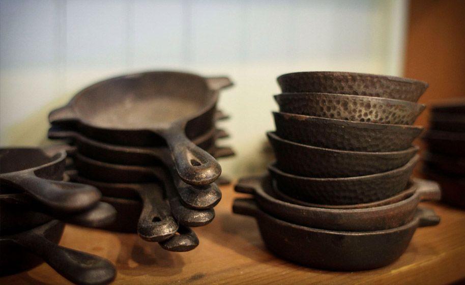Sartenes de hierro fundido al sur de granada pinterest hierro sart n de hierro fundido y - Sartenes de hierro colado ...