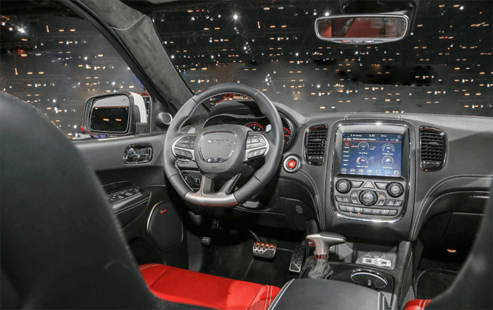 2020 Dodge Challenger Interior Dodge Challenger Interior