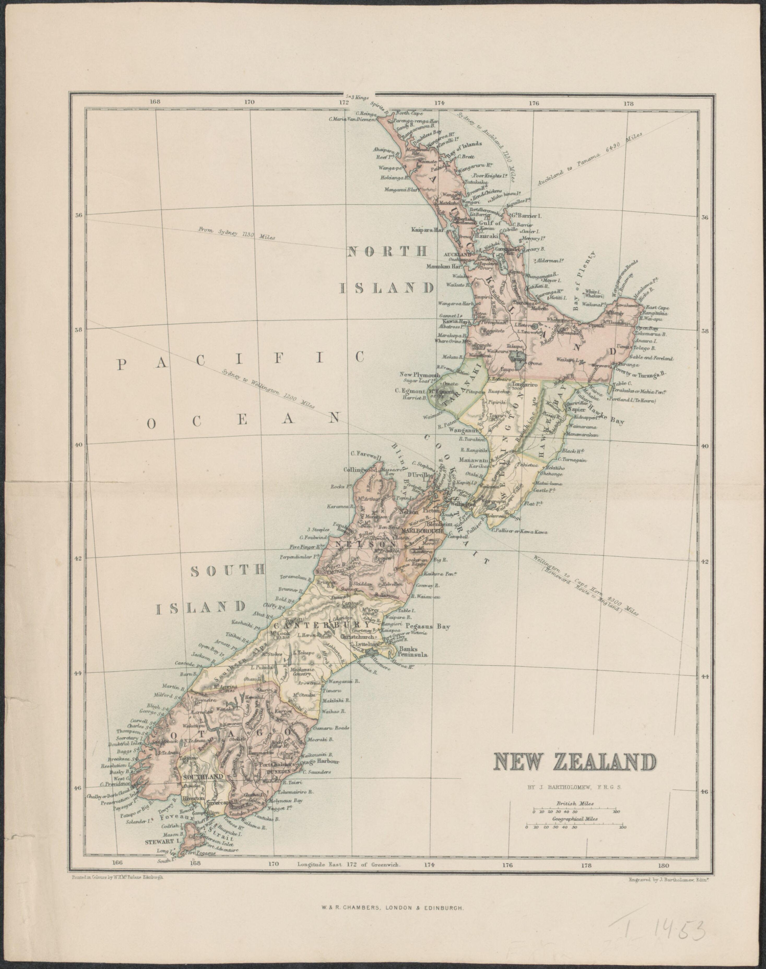 Map Of Australia 1880.New Zealand 1880 Maps Geography History Politics Map